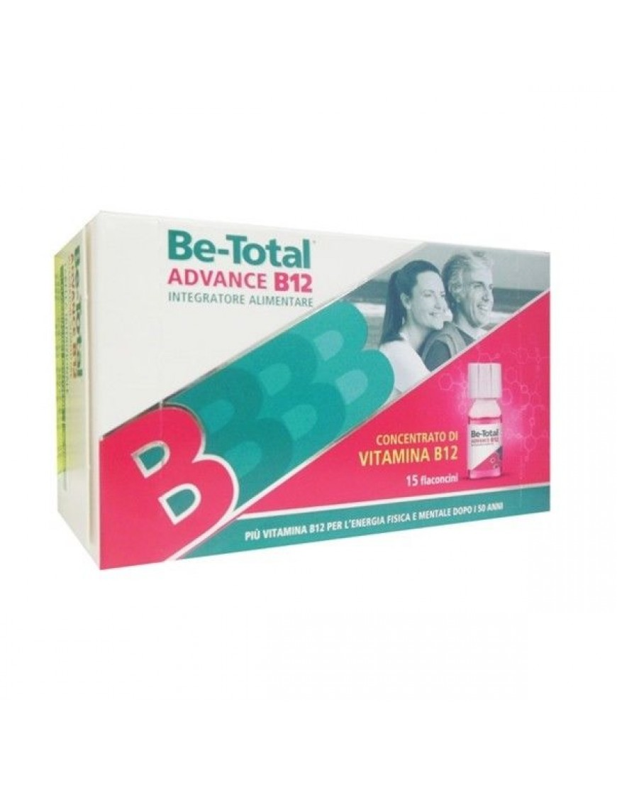 Betotal Advance B12 15 flaconcini da 7ml