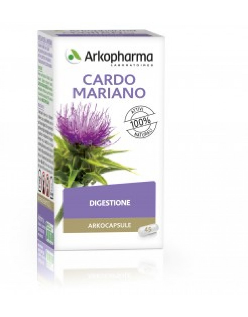 Arkocapsule Cardo Mariano 45CPS