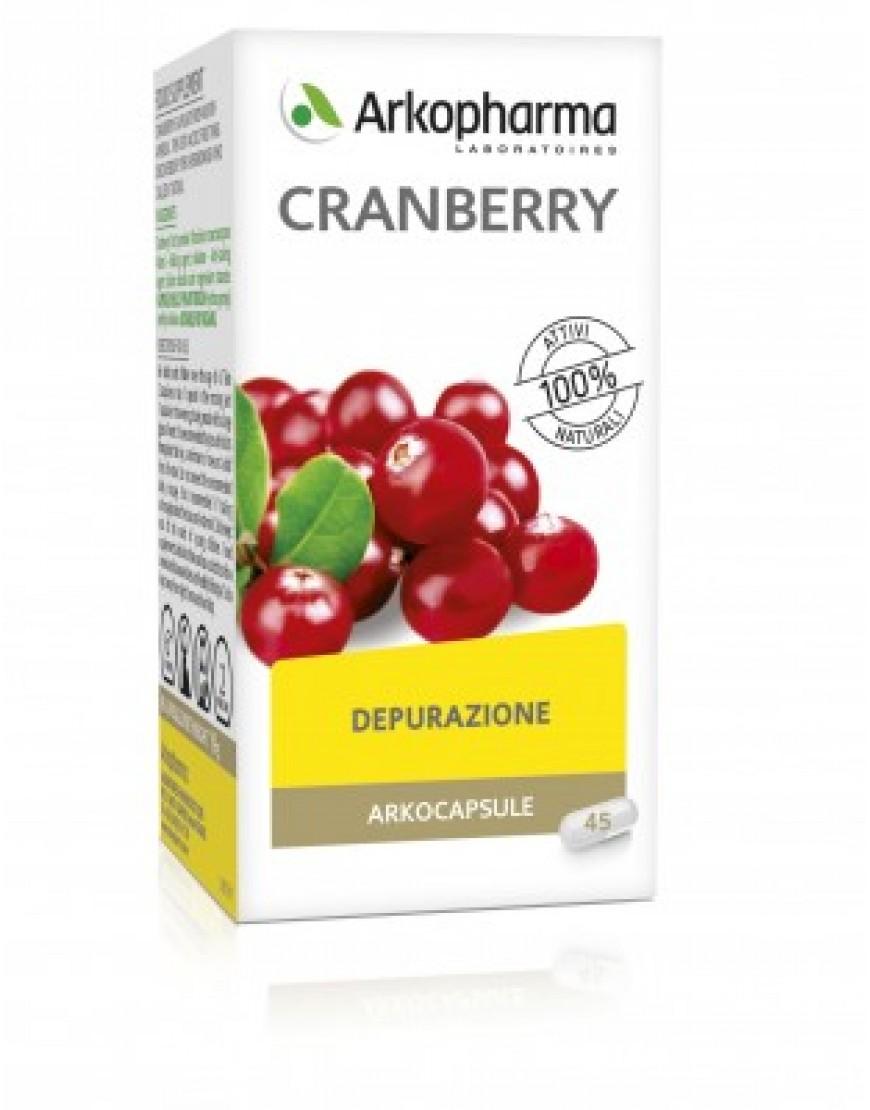 Arkocapsule Cranberry 45CPS