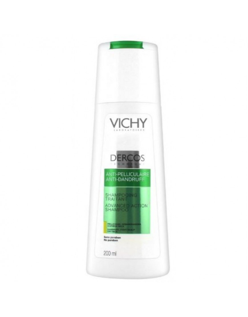 Vichy Shampoo Anti-Forfora Per Capelli Secchi 200ml