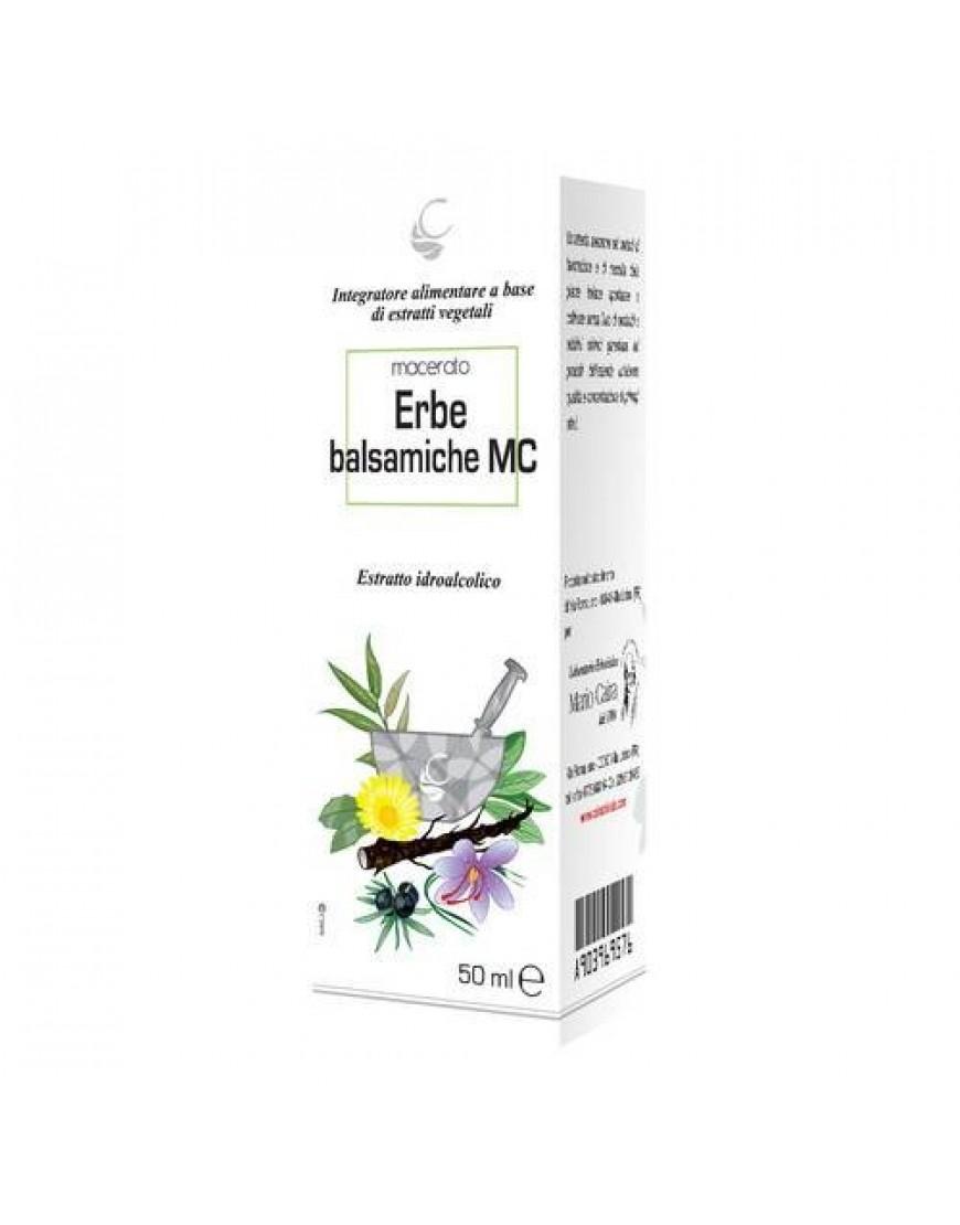 MACERATO ERBE BALSAMICHE 50 ML CAIRA