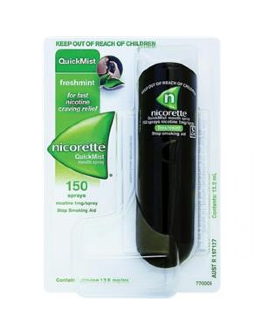 Nicorette Quick Spray 1 Erogatore