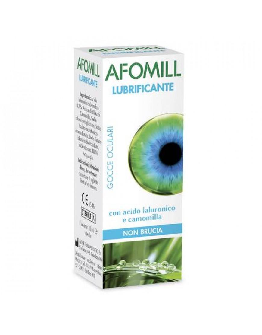 AFOMILL UMETTANTE LUBRIFICANTE 10ML
