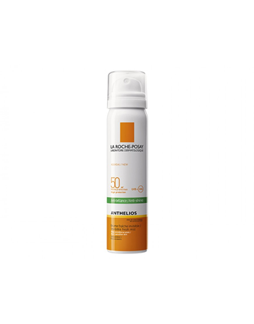 ANTHELIOS SPRAY FRESCO INVISIBILE ANTILUCIDITA' SPF50