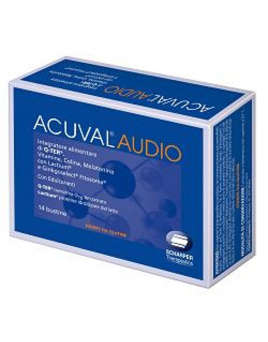 ACUVAL AUDIO 14 BUSTINE 1,8G OS