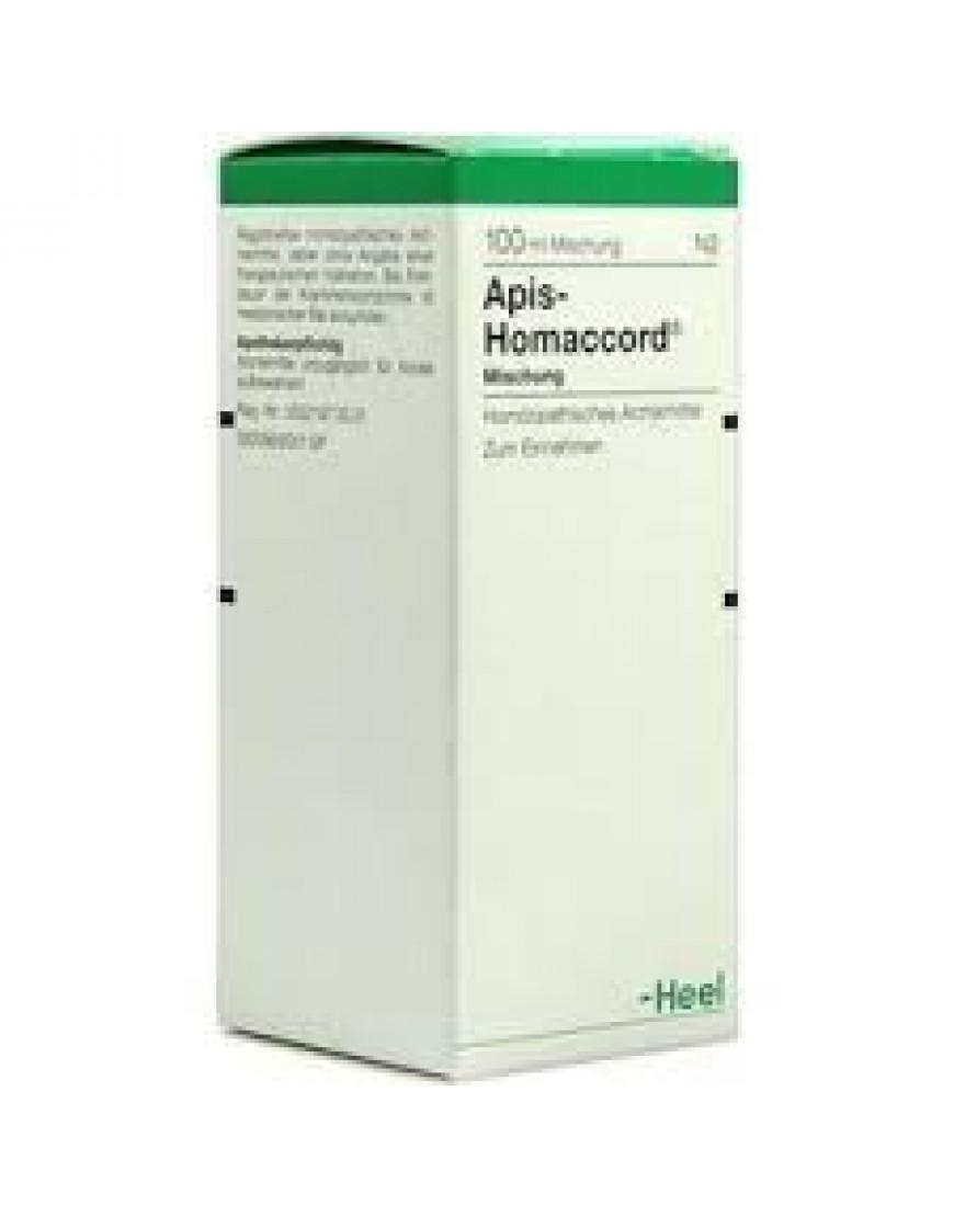APIS HOMACCORD HEEL GOCCE 30ML