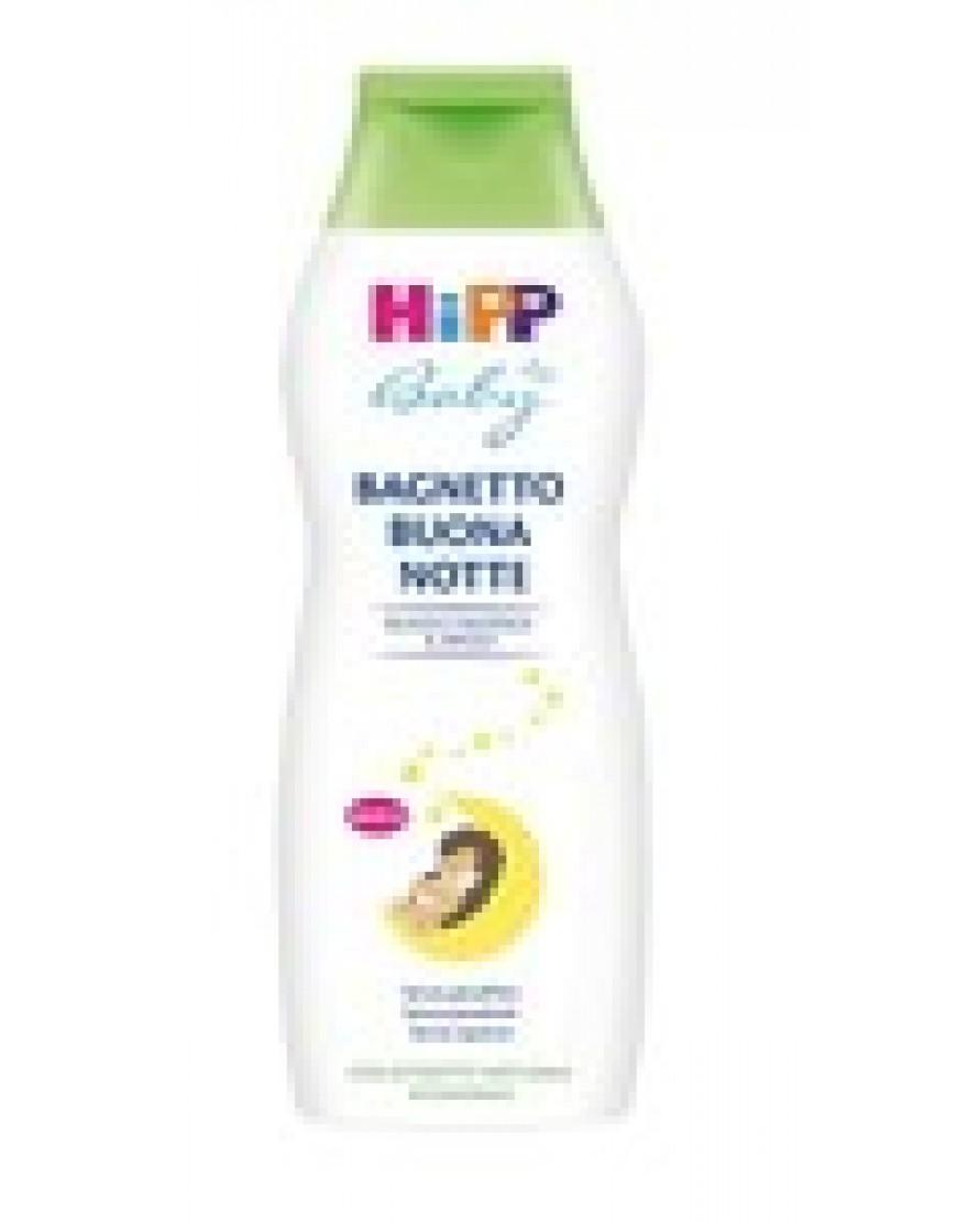 HIPP BAGNETTO BUONA NOTTE350ML