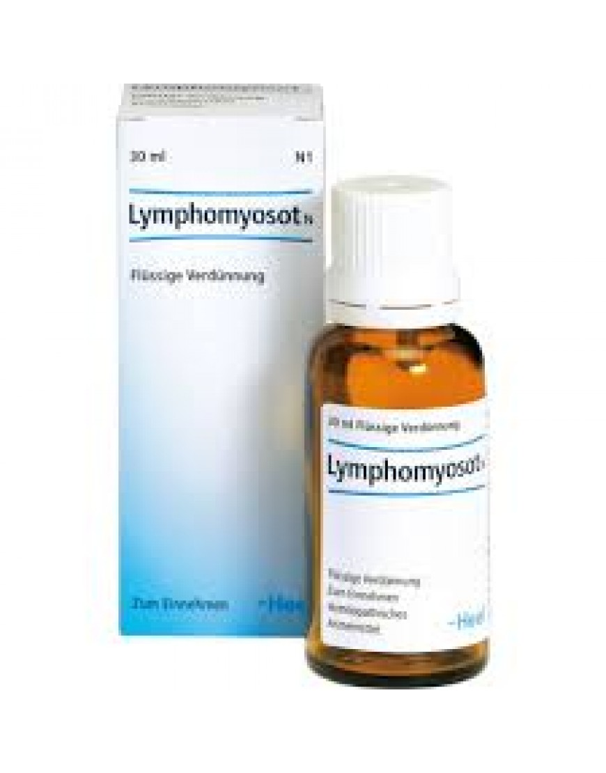 LYMPHOMYOSOT 30ML GOCCE HEEL