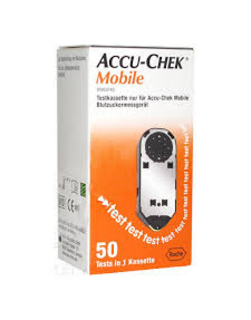 ACCU-CHEK MOBILE 50TEST MIC2