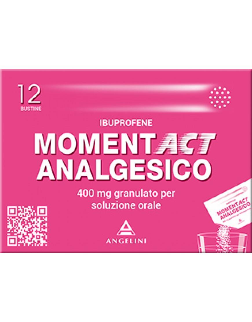 MOMENTACT ANALGESICO 12 BUSTINE