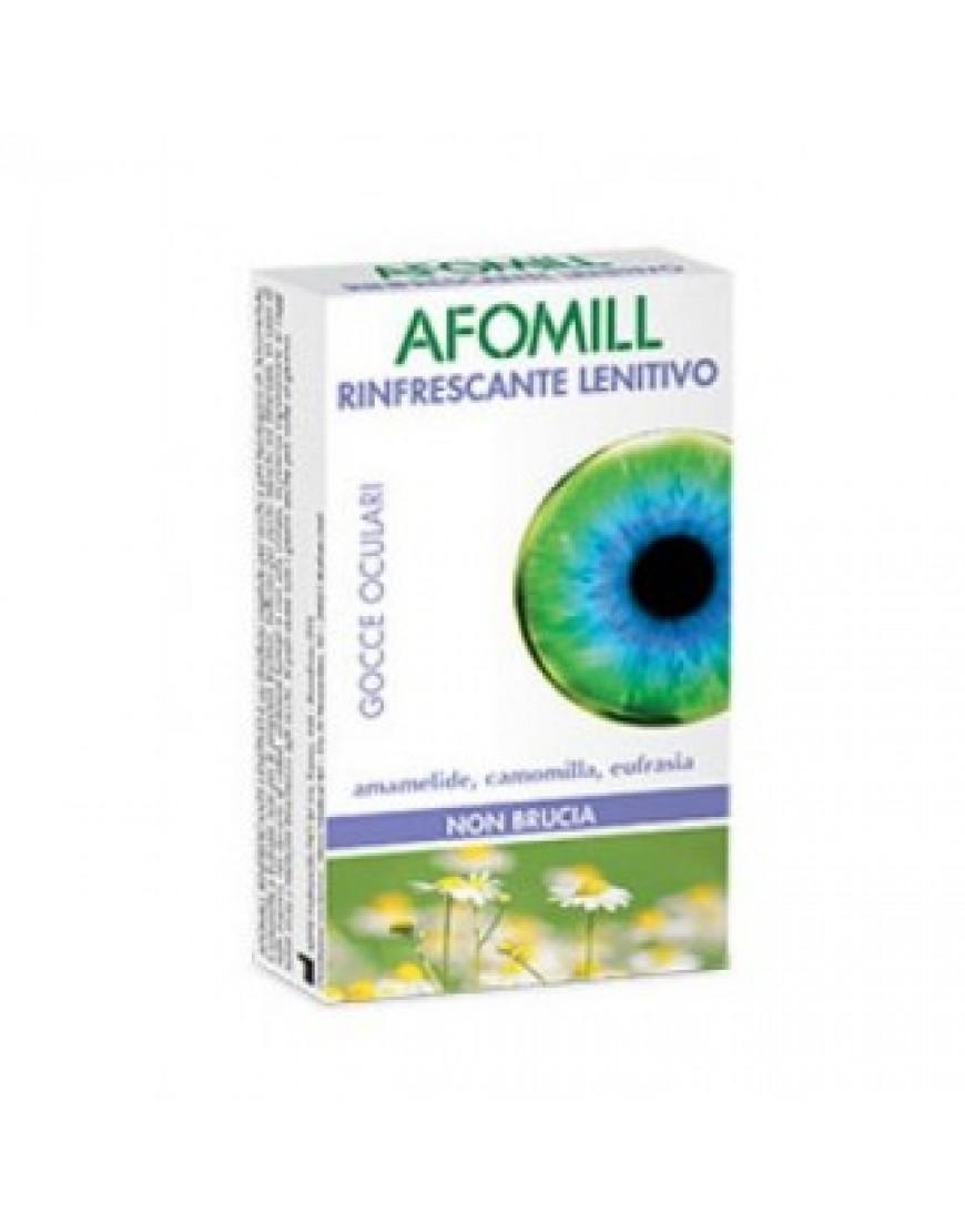 AFOMILL RINFRESCANTE 10 FIALE