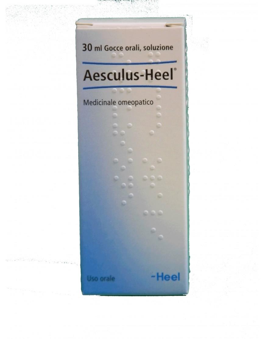 AESCULUS HEEL GOCCE 30ML