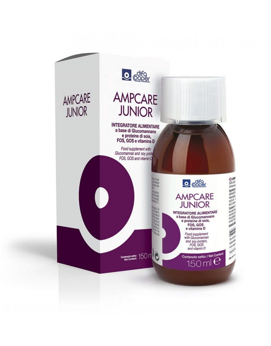 Difa Cooper Ampcare Junior Sciroppo 150ml