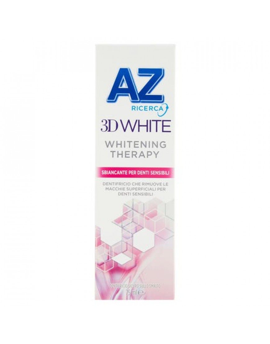 AZ 3D WHITE THERAPY DENTI SENSIBILI