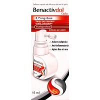 BENACTIVDOL GOLA SPRAY 15 ML 8,75