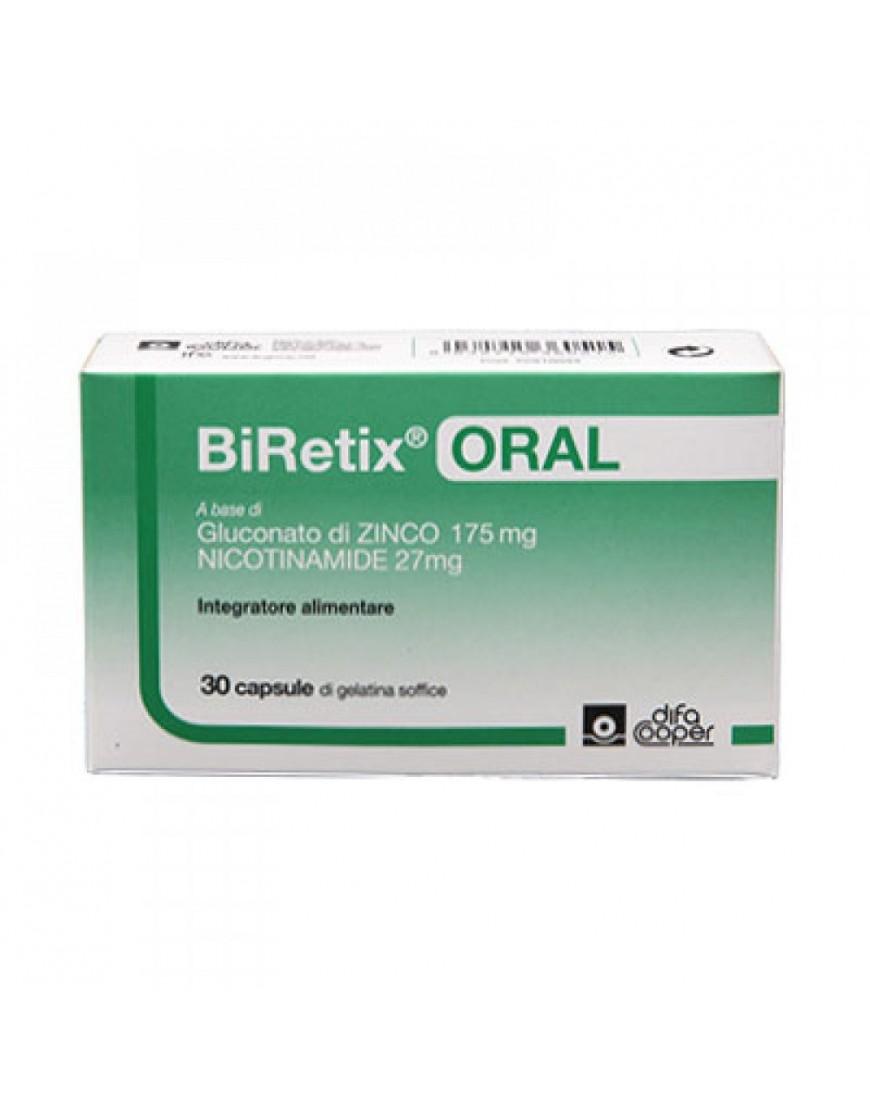 Difa Cooper Biretix Oral 30 Capsule