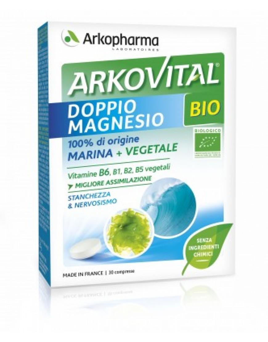 ARKOVITAL DOPPIO MAGNESIO BIO 30 CPR