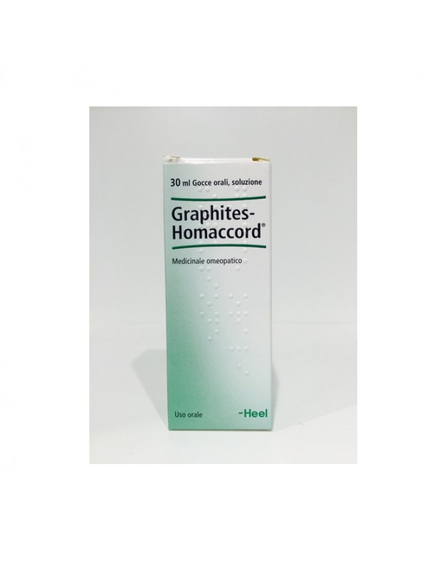 GRAPHITES HOMACCORD GOCCE 30ML