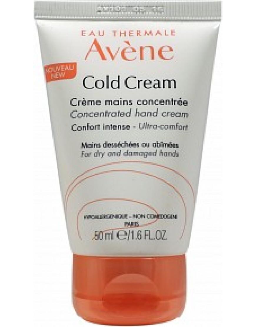 Avene  Cold Cream Crema Concentrata Mani