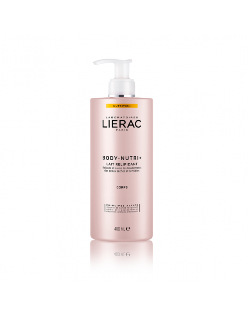 Lierac Body Nutri+ Latte 400ml
