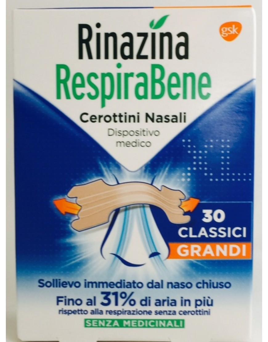 RINAZINA RESPIRABENE CL GR30 C