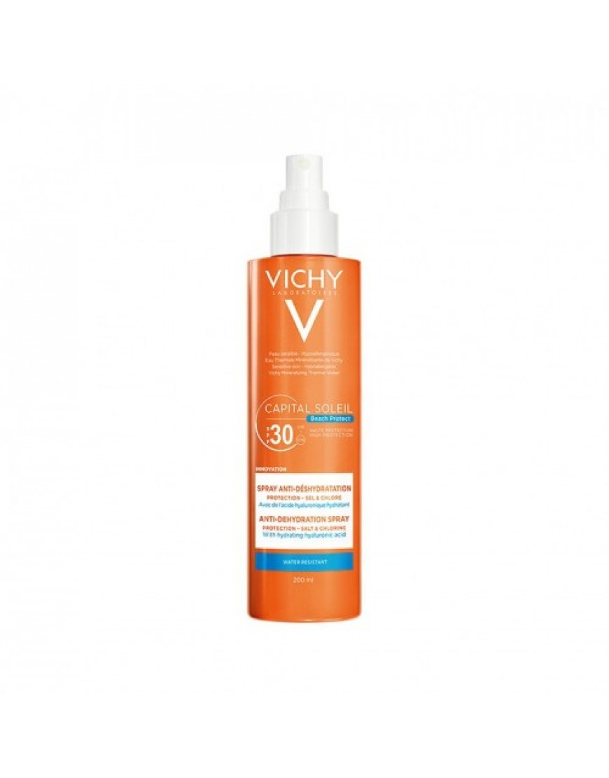 CAPITAL SOLEIL BEACH PROTECT SPRAY SPF30