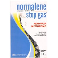 NORMALENE STOP GAS 40CPR