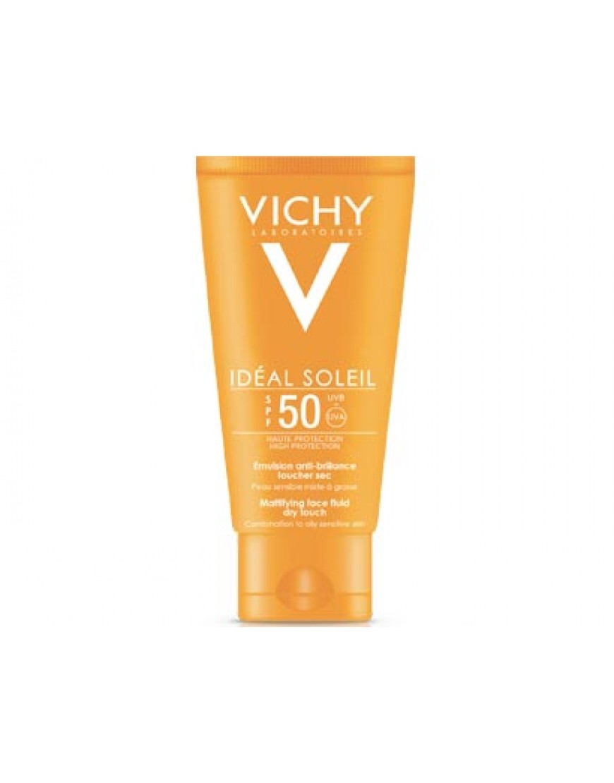 VICHY IDEAL SOLEIL GEL LATTE PELLE BAGNATA/ASCIUTTA SPF50 200ML