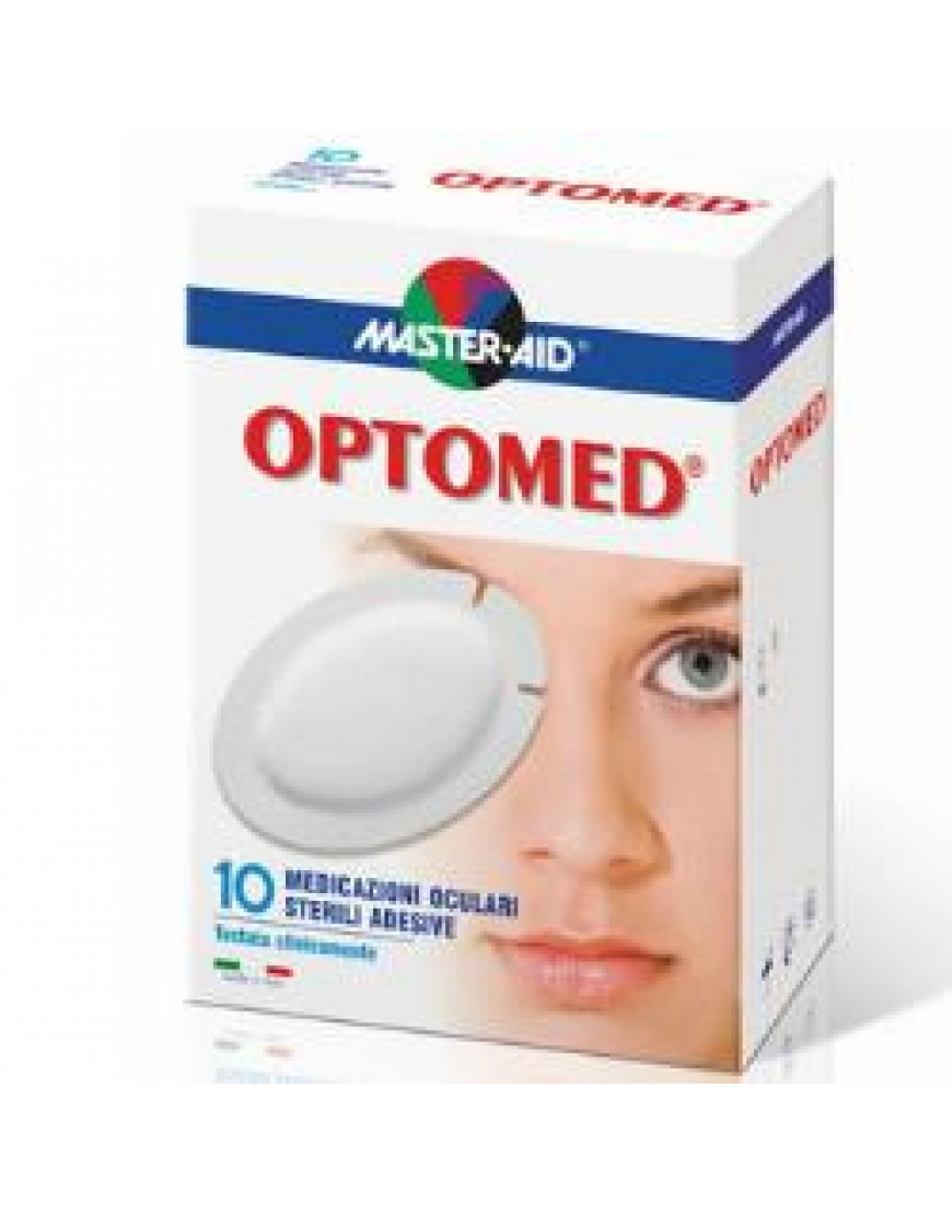 M-AID OPTOMED GARZA 10PZ