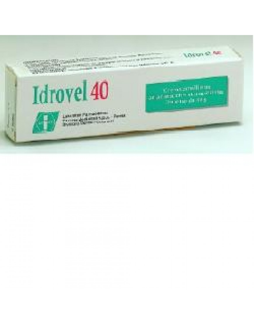 IDROVEL 40 CREMA 40G