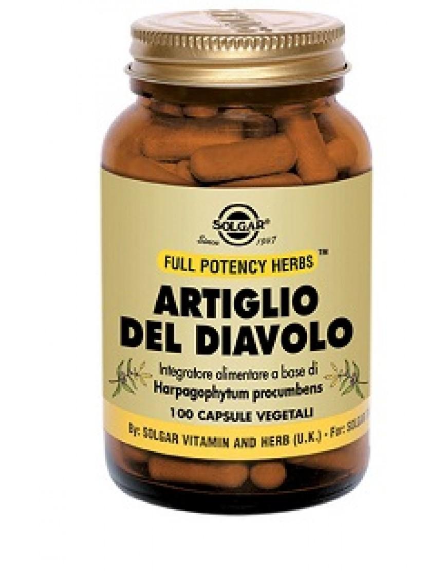 ARTIGLIO DIAVOLO 100CPS VEG