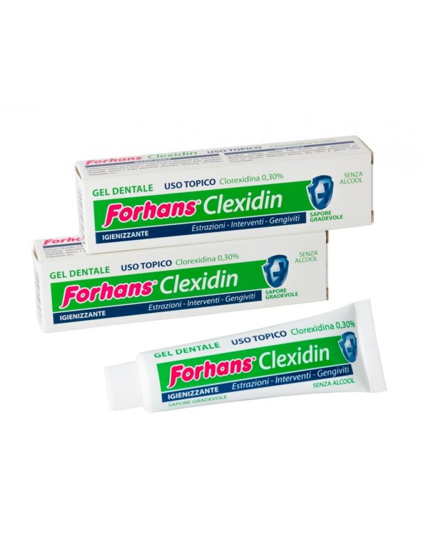 Forhans Clexidin Gel 30ml