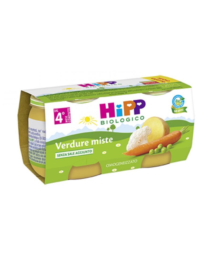 HIPP BIO OMOG VERDURA MIS 2X80