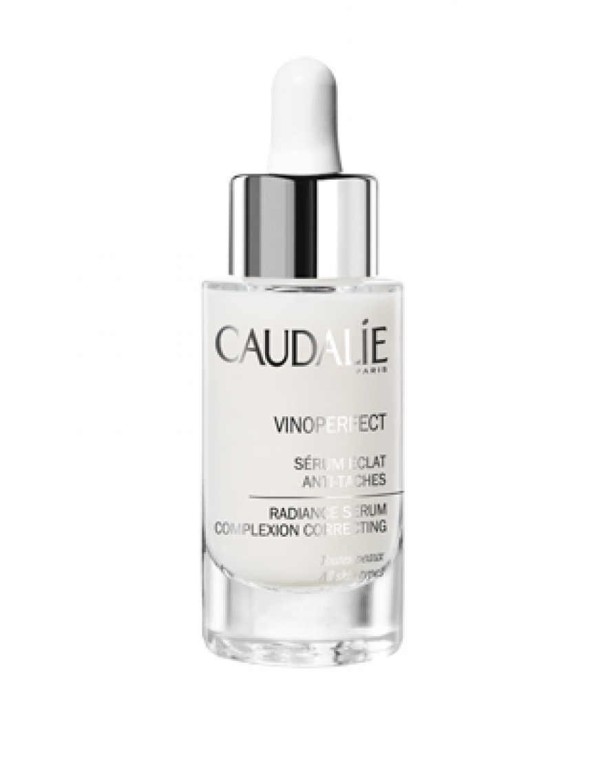 Caudalie Vinoperfect Siero Illuminante Antimacchie