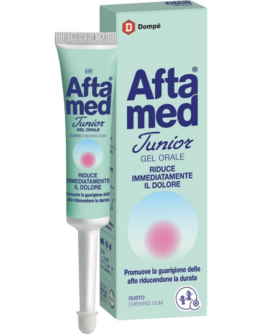 AFTAMED JUNIOR GEL 15ML