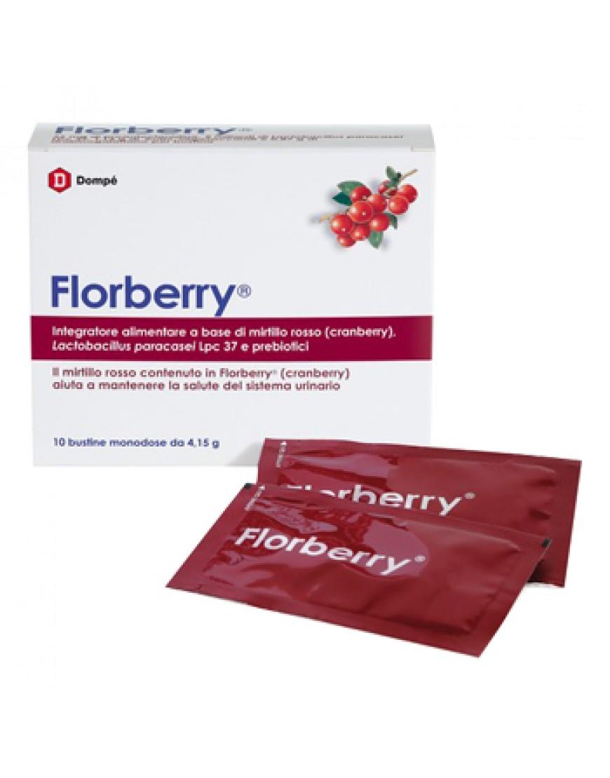 FLORBERRY 10BUST