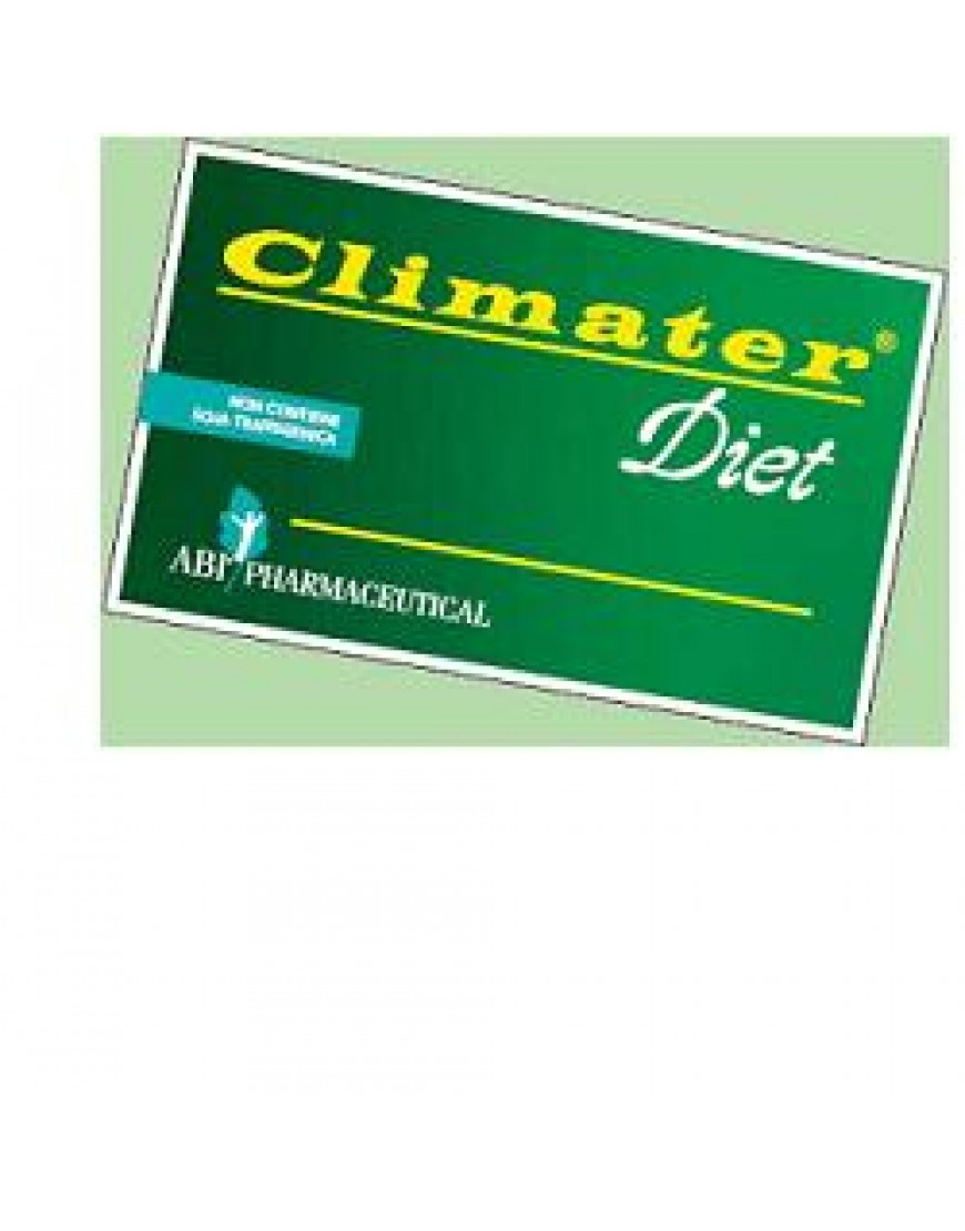 CLIMATER DIET 20 COMPRESSE