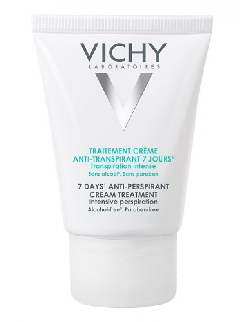 Vichy Deodorante Crema Anti Traspirante 7 Giorni 30ml