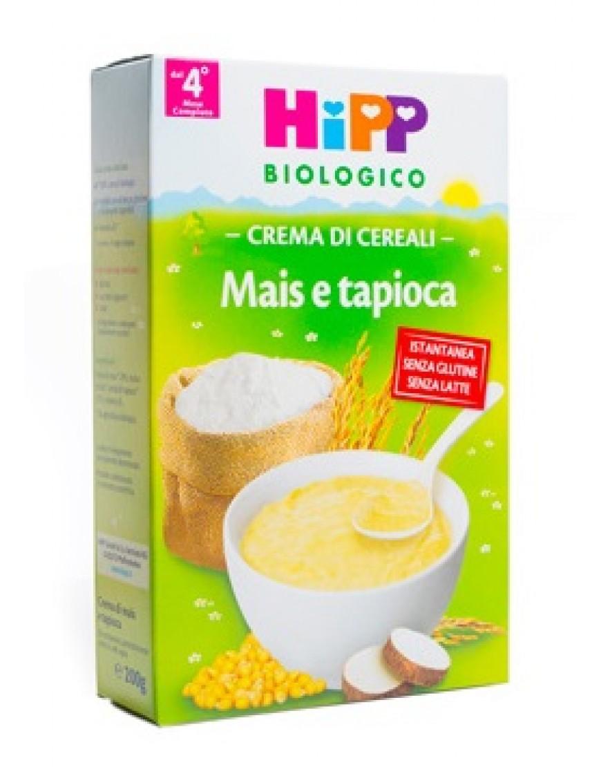 HIPP BIO CREMA MAIS TAPIOCA ISTANTANEA
