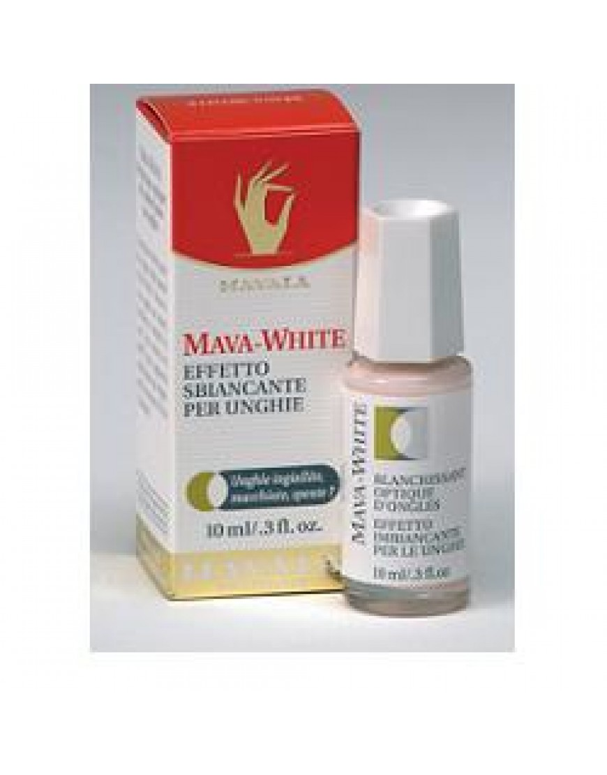 MAVA/WHITE EFF SBIAN UN 10ML