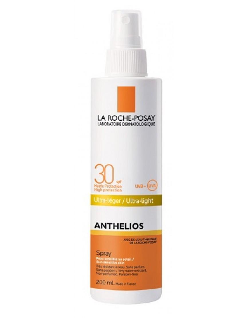 La Roche Posay Anthelios Spray Spf30 Protezione Alta 200ml