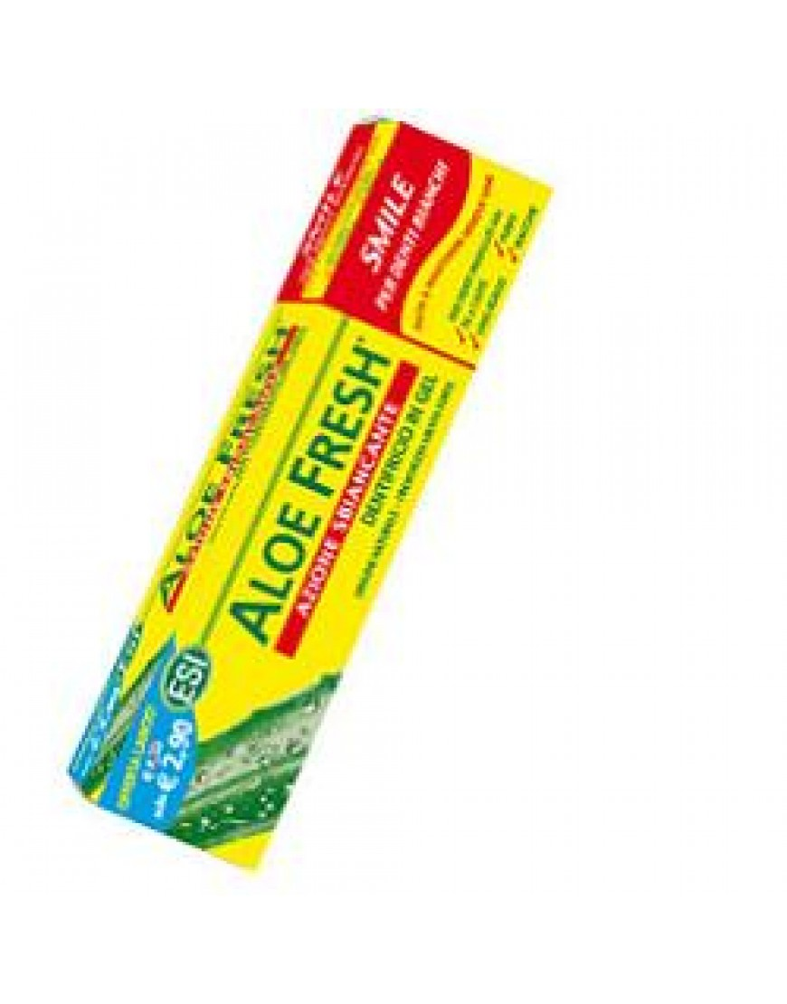 ALOE FRESH SMILE DENTIFRICIO 100 ML