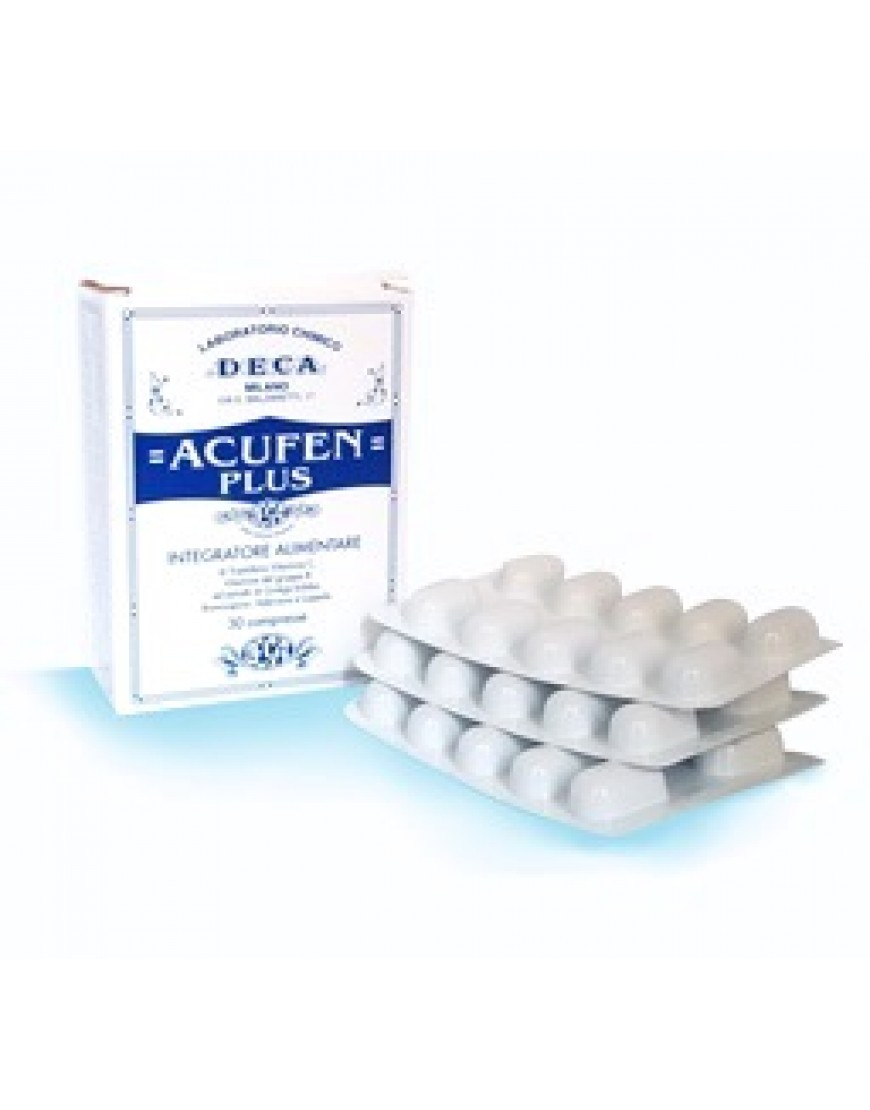 ACUFEN PLUS 30CPR