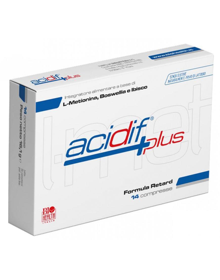 ACIDIF PLUS 14 COMPRESSE