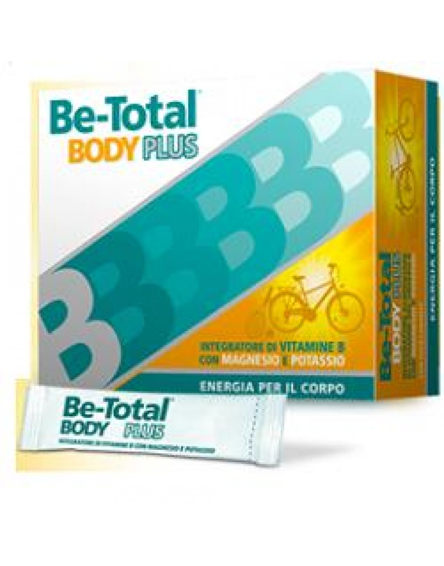 Betotal Body Plus 20 Bustine