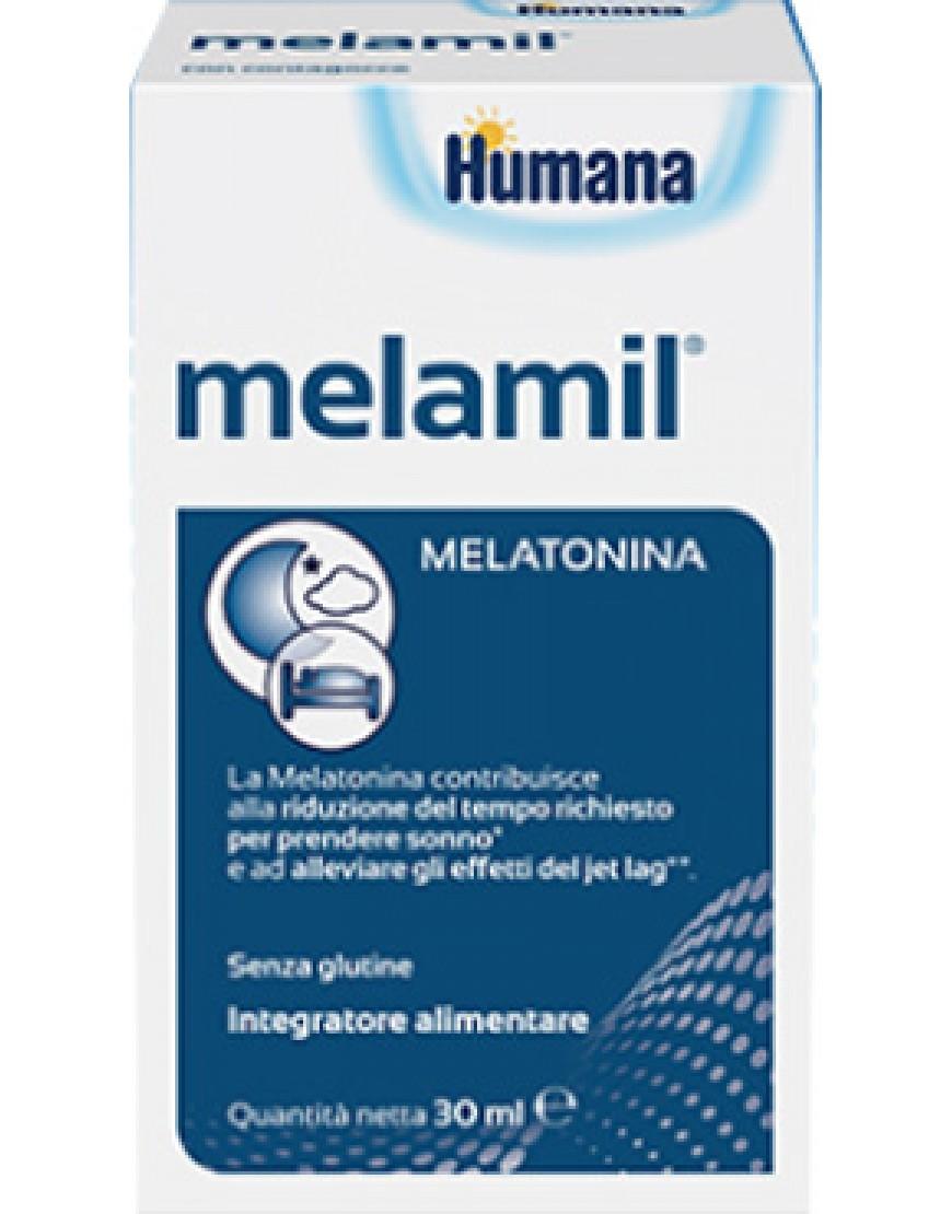 MELAMIL MILTE 1MG/4GTT 30ML