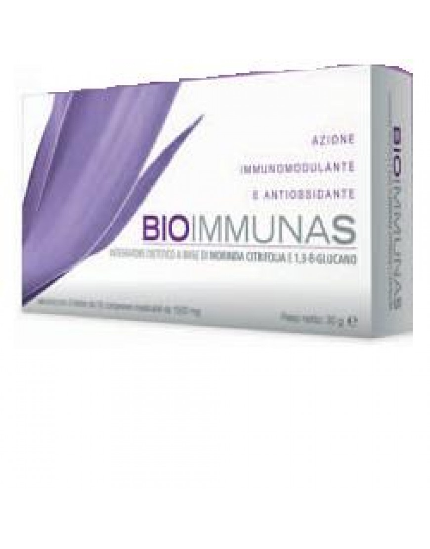 BIOIMMUNAS 20 COMPRESSE