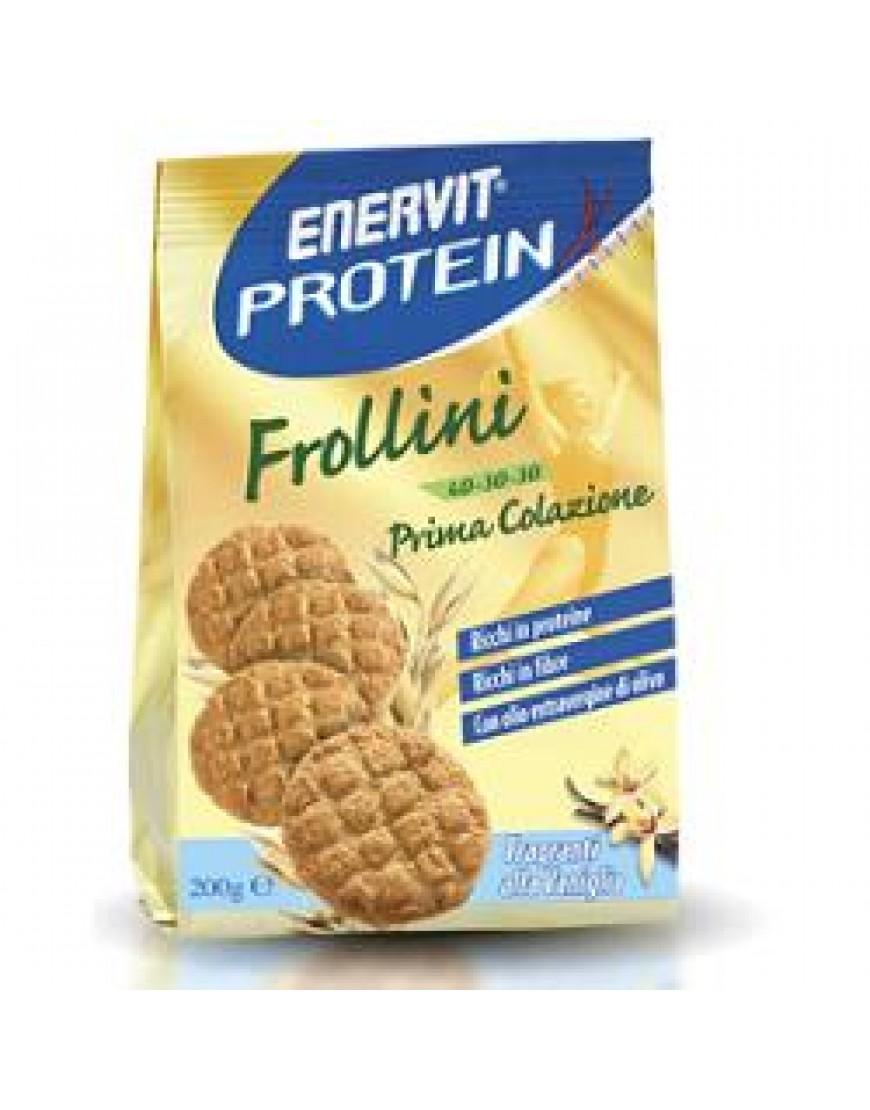 ENERVIT PROTEIN FROLLINI VANIGLIA 200G