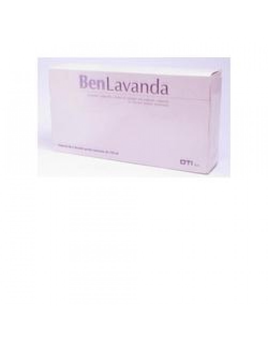 BEN LAVANDA VAG 5 FLAC 140ML