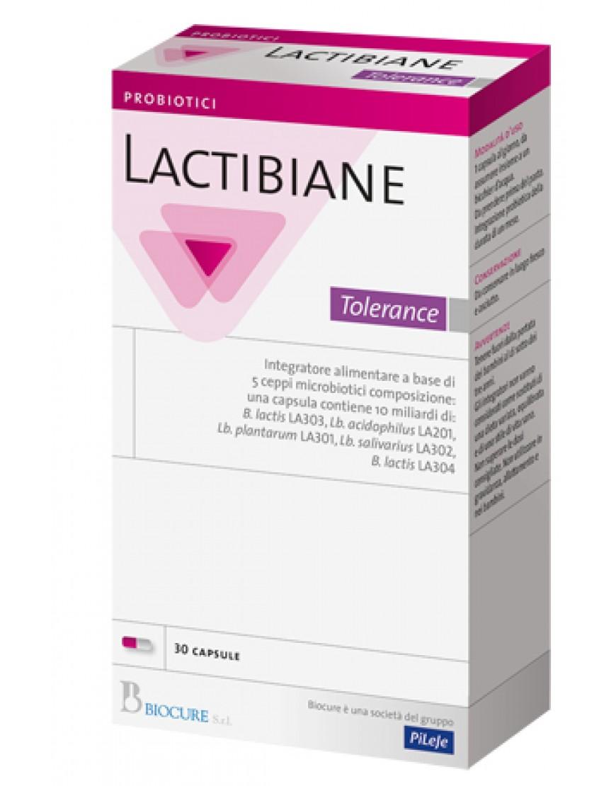LACTIBIANE TOLERANCE 30CPS